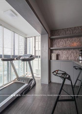 110平米北欧风格健身室图片大全