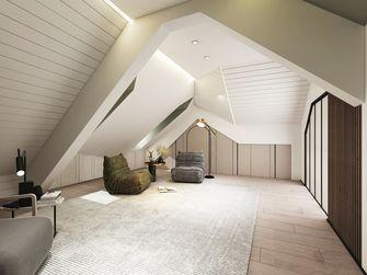 20万以上140平米四法式风格阁楼欣赏图