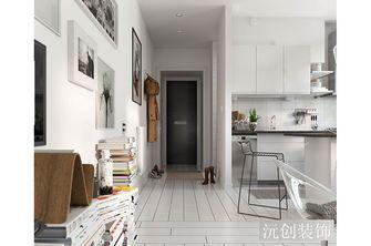 80平米一室两厅宜家风格走廊装修案例
