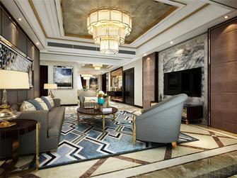 10-15万130平米三室三厅新古典风格客厅装修效果图