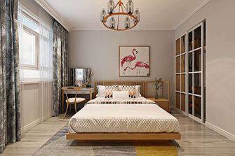 90平米公寓田园风格卧室效果图