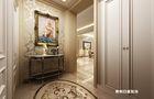 140平米四室三厅欧式风格玄关图