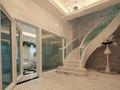 10-15万130平米三室一厅法式风格楼梯效果图