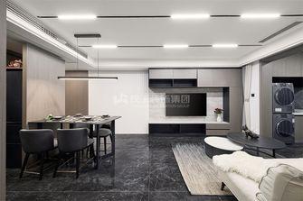 3万以下80平米三室一厅现代简约风格客厅效果图