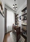 120平米三室一厅其他风格书房图