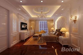 140平米别墅新古典风格客厅图