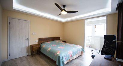 110平米三宜家风格卧室欣赏图