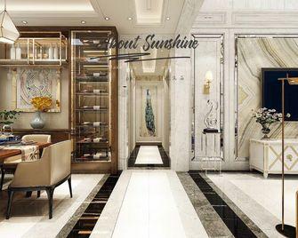 140平米别墅欧式风格走廊图片大全