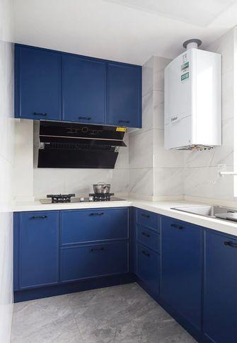 120平米三室两厅地中海风格厨房图片