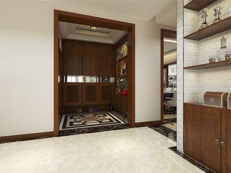 140平米四室四厅混搭风格玄关图片