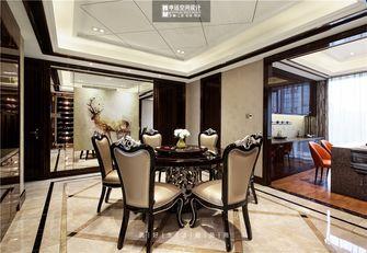 140平米四室两厅新古典风格餐厅装修案例