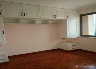 经济型80平米三室两厅现代简约风格卧室图