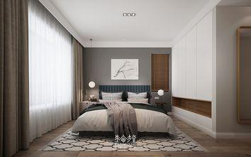 5-10万140平米三现代简约风格卧室装修案例
