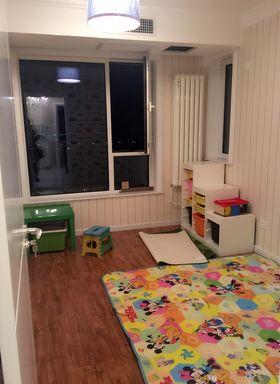 富裕型90平米北歐風格兒童房圖片