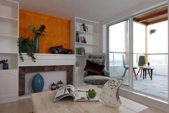 110平米三室两厅地中海风格阳光房欣赏图