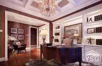 100平米三室两厅美式风格储藏室装修案例