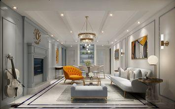 110平米三新古典风格客厅欣赏图
