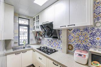 70平米混搭风格厨房图片大全