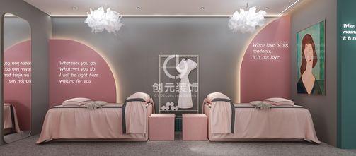 80平米一室一厅宜家风格客厅装修图片大全