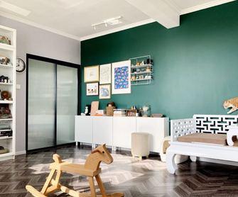 60平米一居室北欧风格客厅效果图
