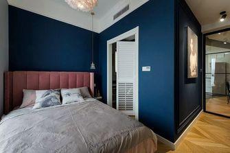 80平米一室一厅北欧风格卧室设计图