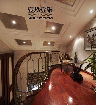 富裕型140平米四室两厅欧式风格楼梯装修图片大全