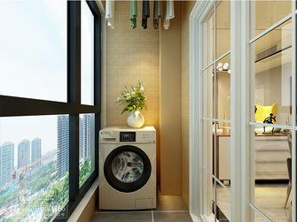 70平米一居室新古典风格阳台图