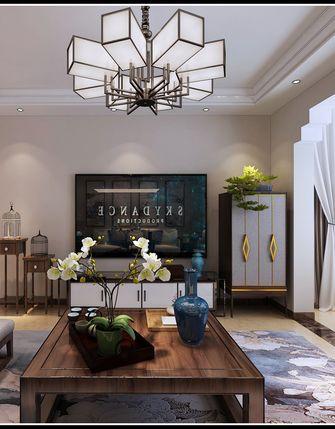 120平米四室两厅中式风格客厅图片大全