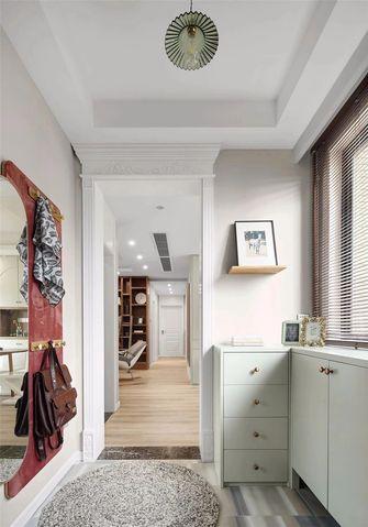 120平米三室一厅混搭风格玄关装修图片大全