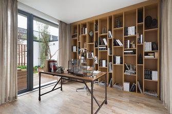 140平米别墅北欧风格书房家具图片大全