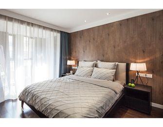 90平米三室两厅现代简约风格卧室图片大全