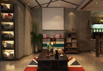 140平米三室一厅美式风格储藏室效果图