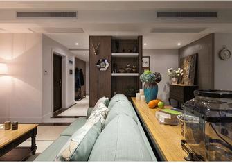 经济型130平米三室两厅法式风格阳光房图片