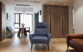 140平米四室兩廳北歐風格客廳圖片大全