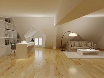 130平米三室一厅现代简约风格阁楼装修案例