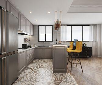 130平米四室两厅法式风格厨房图片大全