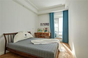 110平米三室两厅北欧风格儿童房装修效果图