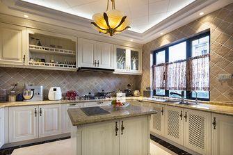 20万以上140平米别墅欧式风格厨房效果图