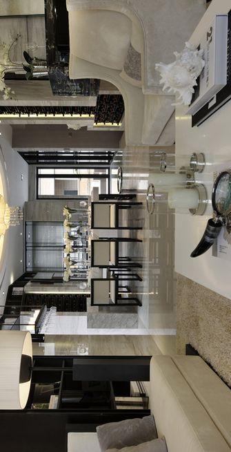 130平米三室两厅混搭风格餐厅效果图