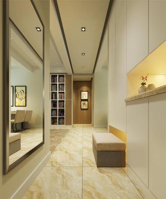 110平米三室两厅其他风格走廊设计图