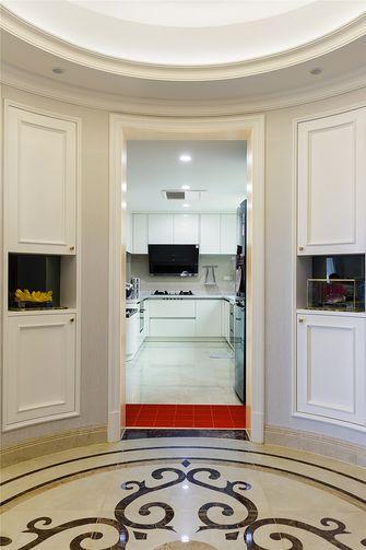 120平米四室两厅新古典风格厨房装修案例