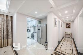 140平米三室两厅欧式风格走廊设计图