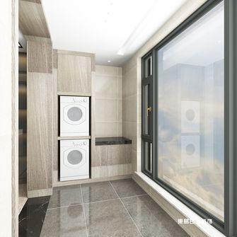130平米三室两厅其他风格楼梯间图