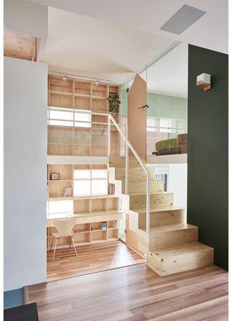 60平米日式风格楼梯间图片