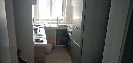 70平米北欧风格厨房欣赏图