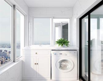 70平米三现代简约风格阳光房设计图