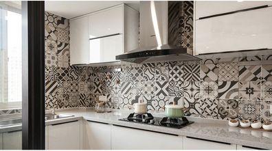 10-15万140平米三室三厅宜家风格厨房装修效果图
