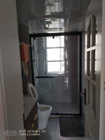 110平米三室两厅混搭风格卫生间设计图