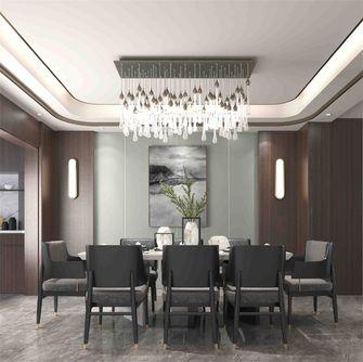 120平米三室两厅新古典风格餐厅图片大全