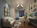 140平米三室两厅混搭风格儿童房装修图片大全
